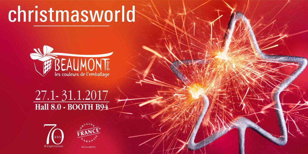 Christmas World Francfort 2017